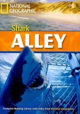 FOOTPRINT READING LIBRARY: LEVEL 2200: SHARK ALLEY (BRE)