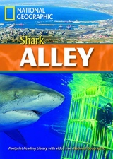 FOOTPRINT READING LIBRARY: LEVEL 2200: SHARK ALLEY (BRE) with Multi-ROM