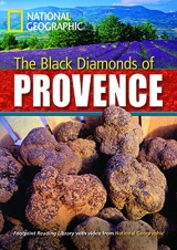 FOOTPRINT READING LIBRARY: LEVEL 2200: THE BLACK DIAMONDS OF PROVENCE (BRE) with Multi-ROM