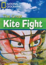 FOOTPRINT READING LIBRARY: LEVEL 2200: THE GREAT KITE FIGHT (BRE)