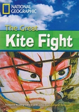 FOOTPRINT READING LIBRARY: LEVEL 2200: THE GREAT KITE FIGHT (BRE) with Multi-ROM