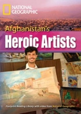 FOOTPRINT READING LIBRARY: LEVEL 3000: AFGHAN ART PRESENTATION (BRE) with Multi-ROM
