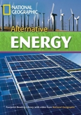 FOOTPRINT READING LIBRARY: LEVEL 3000: ALTERNATIVE ENERGY (BRE) with Multi-ROM