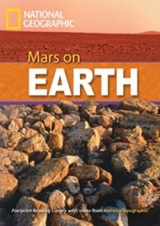 FOOTPRINT READING LIBRARY: LEVEL 3000: MARS ON EARTH (BRE)