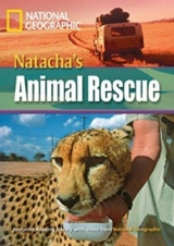 FOOTPRINT READING LIBRARY: LEVEL 3000: NATACHA´S ANIMAL RESCUE (BRE) with Multi-ROM