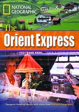 FOOTPRINT READING LIBRARY: LEVEL 3000: ORIENT EXPRESS (BRE) with Multi-ROM