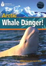 FOOTPRINT READING LIBRARY: LEVEL 800: ARCTIC WHALE DANGER! with M/ROM (BRE)