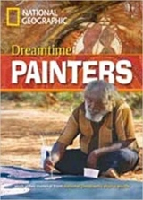 FOOTPRINT READING LIBRARY: LEVEL 800: DREAMTIME PAINTERS with M/ROM (BRE)