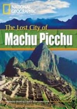 FOOTPRINT READING LIBRARY: LEVEL 800: LOST CITY MACHU PICCHU with M/ROM (BRE)