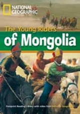 FOOTPRINT READING LIBRARY: LEVEL 800: YOUNG RIDERS MONGOLIA with M/ROM (BRE)