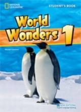 WORLD WONDERS 1 STUDENT´S BOOK + AUDIO CD