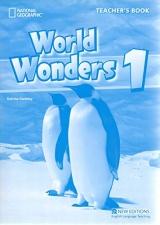 WORLD WONDERS 1 TEACHER´S BOOK