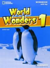 WORLD WONDERS 1 WORKBOOK WITH KEY