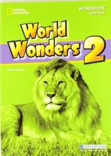 WORLD WONDERS 2 WORKBOOK WITH KEY