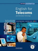 ENGLISH FOR TELECOMS AND INFORMATION TECHNOLOGY STUDENT´S BOOK + MULTIROM PACK