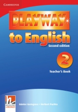 Playway to English 2 (2nd Edition) Teacher´s Book