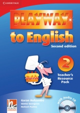 Playway to English 2 (2nd Edition) Teacher´s Resource Pack with Audio CD