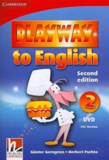 Playway to English 2 (2nd Edition) DVD PAL