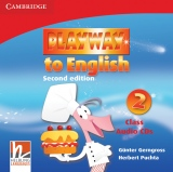 Playway to English 2 (2nd Edition) Class Audio CDs (3)