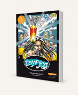 The Tempest (W. Shakespeare): The Graphic Novel original text