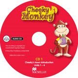 Cheeky Monkey 1 Class Audio CD
