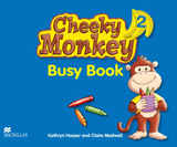 Cheeky Monkey 2 Busy Book