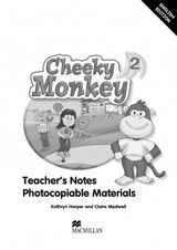 Cheeky Monkey 2 Teacher´s Book