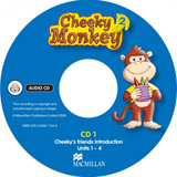 Cheeky Monkey 2 Class Audio CD