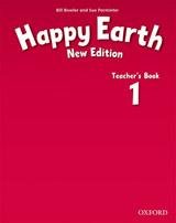 Happy Earth 1 (New Edition) Teacher´s Book