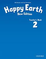 Happy Earth 2 (New Edition) Teacher´s Book