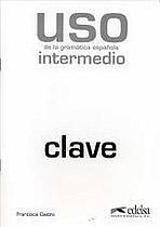 Uso de la gramática espaňola intermedio klíč vyd.2010