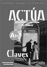 ACTUA A1 CLAVES