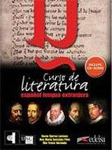 CURSO DE LITERATURA ESPANOL LENGUA EXTRANJERA LIBRO DEL ALUMNO + CD