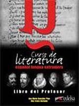 CURSO DE LITERATURA ESPANOL LENGUA EXTRANJERA LIBRO DEL PROFESOR