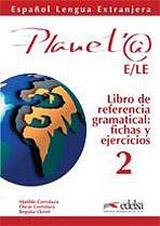 PLANETA 2 LIBRO DE REFERENCIA GRAMATICAL (VERSAO INTERNACIONAL)