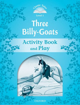 CLASSIC TALES Second Edition Beginner 1 The Three Billy Goats Gruff Activity Book