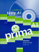 Prima A1 Testy + CD