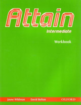 Attain Intermediate Workbook