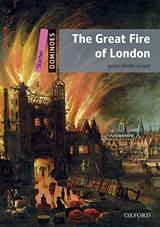 Dominoes Starter (New Edition) Great Fire Of London + Mp3 Pack