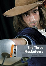 Dominoes 2 (New Edition) The Three Musketeers with MP3 Audio Download