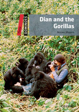 Dominoes 3 (New Edition) Dian and The Gorillas + Audio Mp3 Pack