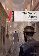 Dominoes 3 (New Edition) The Secret Agent + Mp3 Pack