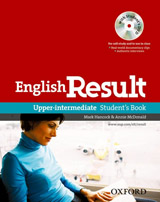 English Result Upper-Intermediate Student´s Book with DVD Pack