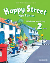 Happy Street 2 (New Edition) Učebnice angličtiny