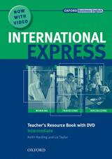 International Express Interactive Intermediate Teacher´s Resource Book and DVD Pack