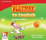 Playway to English 3 (2nd Edition) Class Audio CDs (3)
