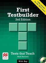 First Testbuilder with Key & Audio CDs (2)