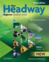 New Headway Beginner (3rd Edition) Student´s Book A