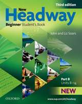 New Headway Beginner (3rd Edition) Student´s Book B