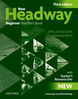 New Headway Beginner (3rd Edition) Teacher´s Book + RESOURCE CD-ROM PACK